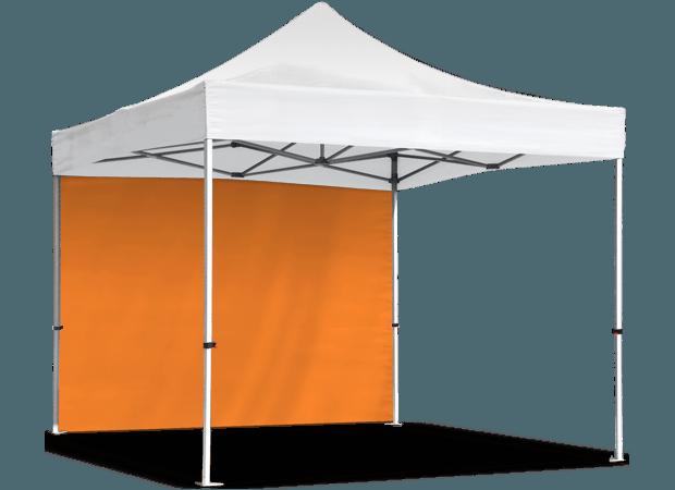 Сплошная стенка для шатра 3х3