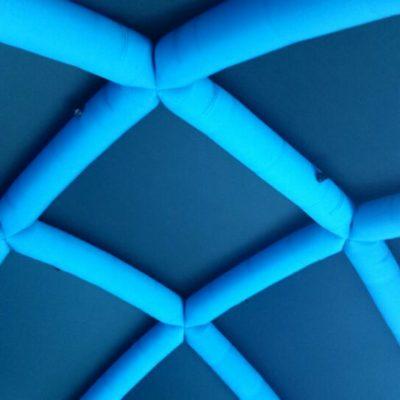 4x4м Шатер надувной X2-тип