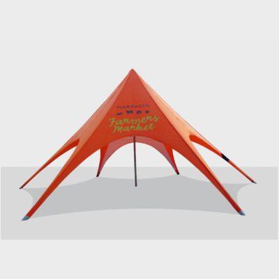 шатер звезда 12м.