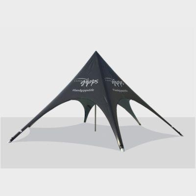 шатер звезда 10м.