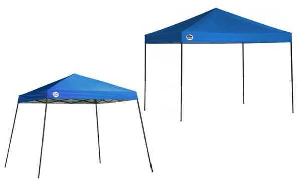 Простое руководство по видам. Складные шатры.