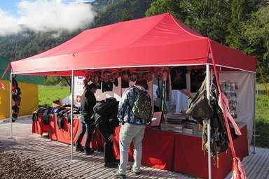 Профессиональный складной шатер VSкитайский массовый продукт.