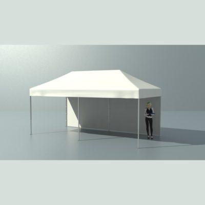 шатер 3х6