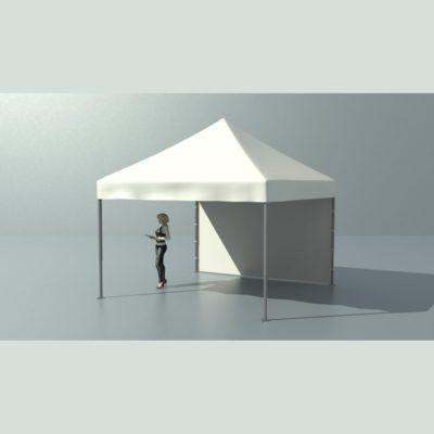 шатер 4х4