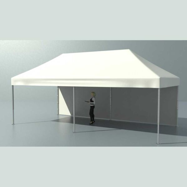 шатер 4х8