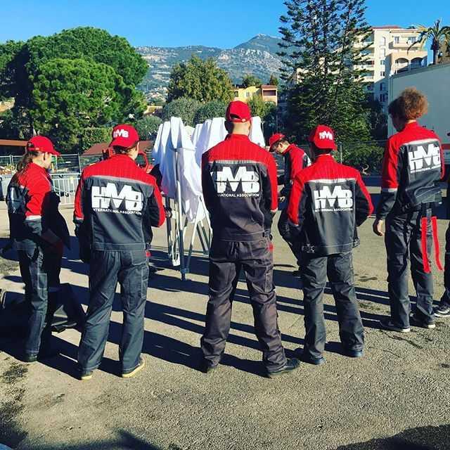 Шатры TentEventS в Монако