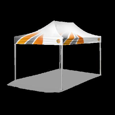 шатер брендированный 3х4,5