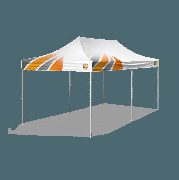шатер брендированный 3х6