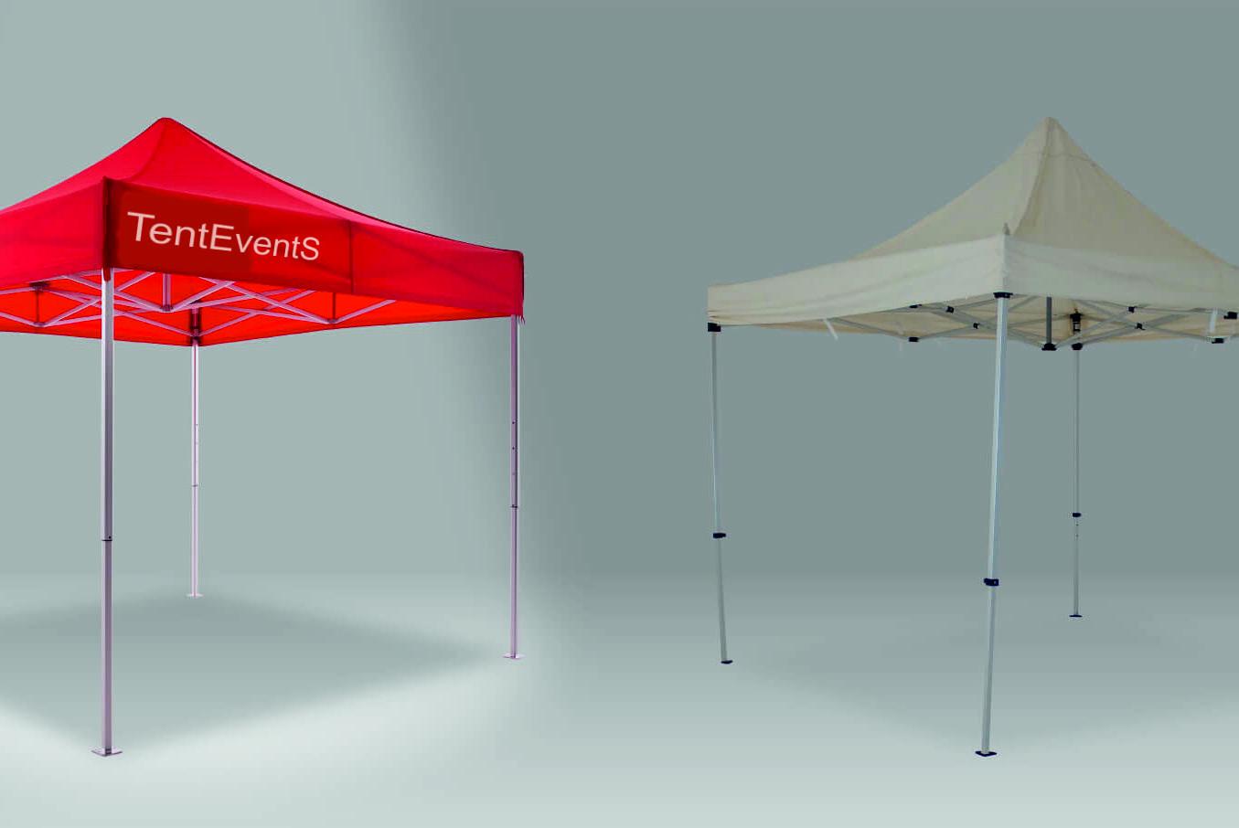 Сравнение шатров TentEventS c китайскими аналогами (версия 2.0)